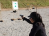 Top Shot Competitor Gabby Franco at Frontline Defense